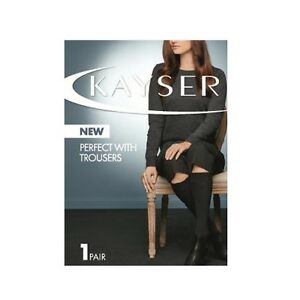 0b62989188bd1 WOMENS 5 PACK KAYSER COTTON RICH BOOT SOCK Stockings Anklets ...