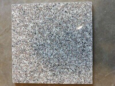 12x12 Plumb Rose Granite Kitchen