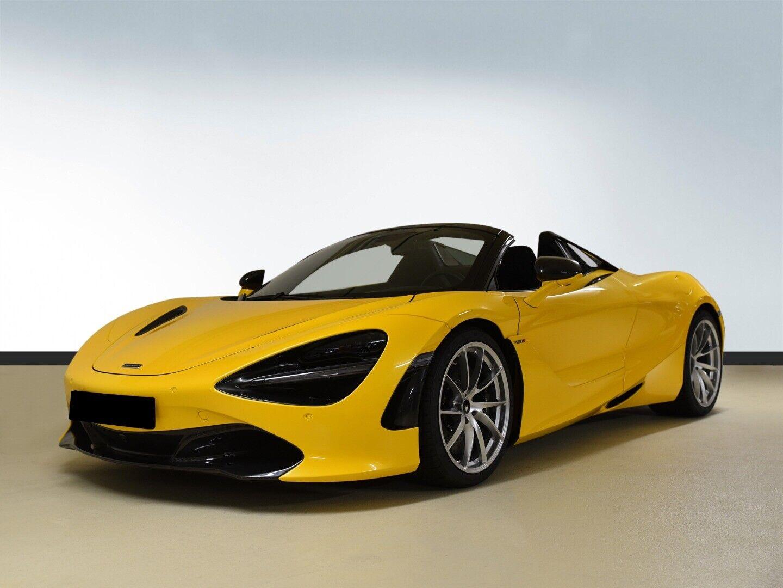 McLaren 720S 4,0 Spider 2d
