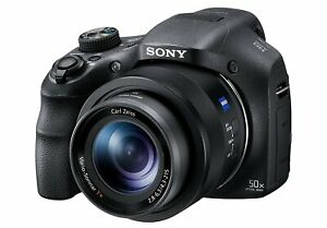 SONY DSC-HX350 Bridge Kamera 20,4 MP 3 Zoll Display 50x opt. Zoom