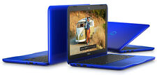Dell Inspiron 11 3162 Laptop (Intel N3050/ 2GB/ 32GB/ 11.6/ Windows 10) Blue