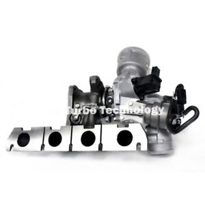 For Audi A4 2.0T 2005-2009  B7 BUL BWE BWT K03 Turbo charger New