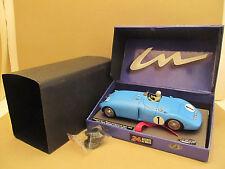 Rare Le Mans Miniatures 132011M Bugatti 57C #1 Winner Le Mans 1939 1:32 Slot Car