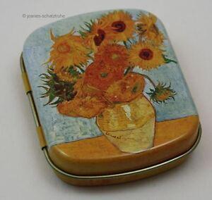 Minidoeschen-Mini-Dose-Box-van-Gogh-034-Sonnenblumen-034