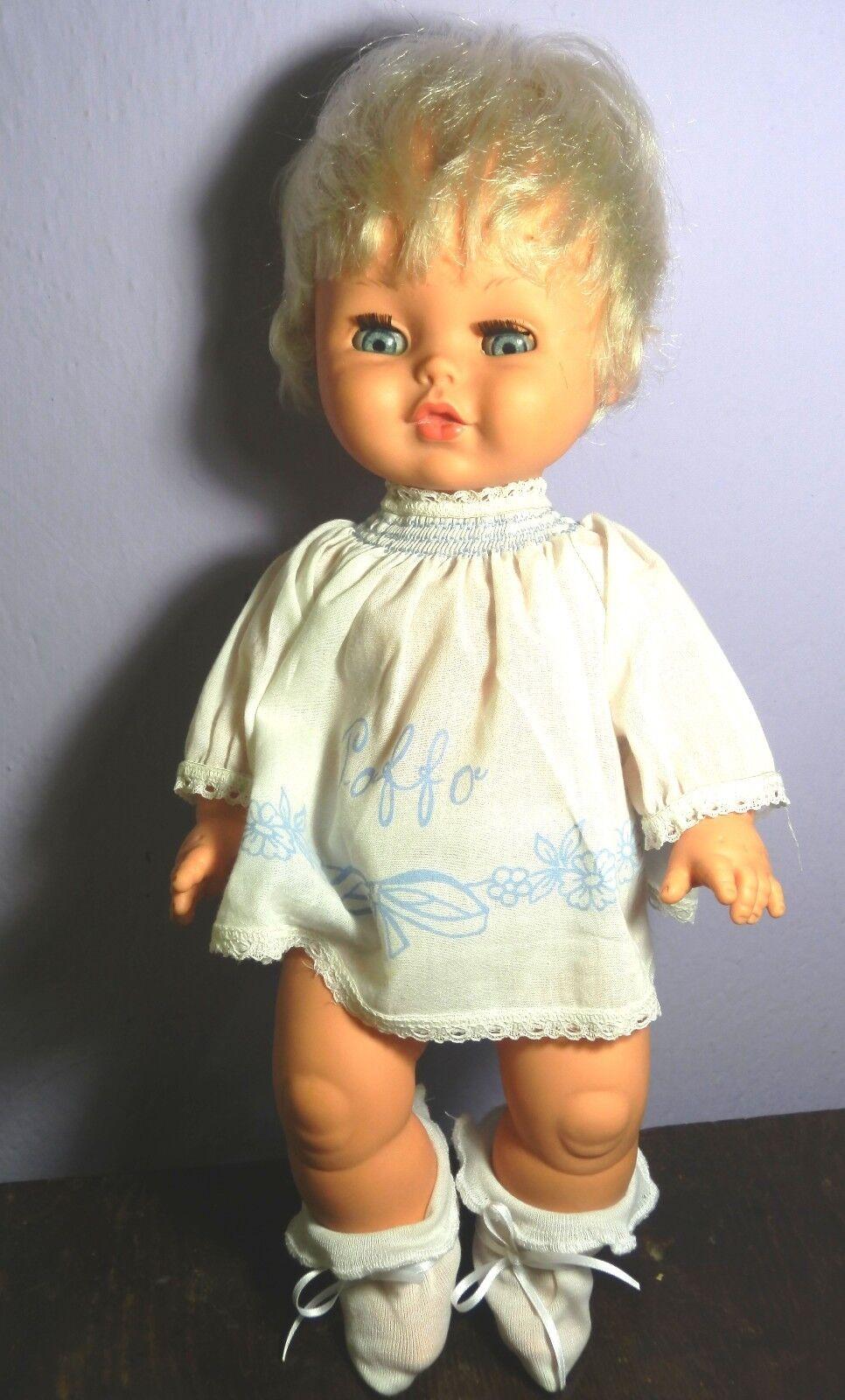 Paffo della EFFE Doll Poupee Puppen  anni 60/70 Vintage Antico