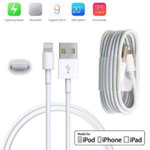 Cable Charging Iphone X 8 7 6 5 Ipad