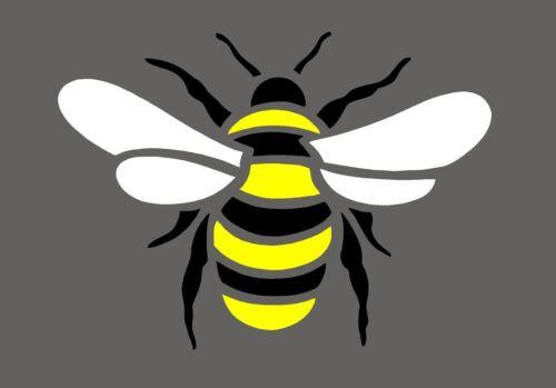 Plantilla de abeja 125//190 micras entrega UK LIBRE plantilla de Mylar de A5//A4//A3