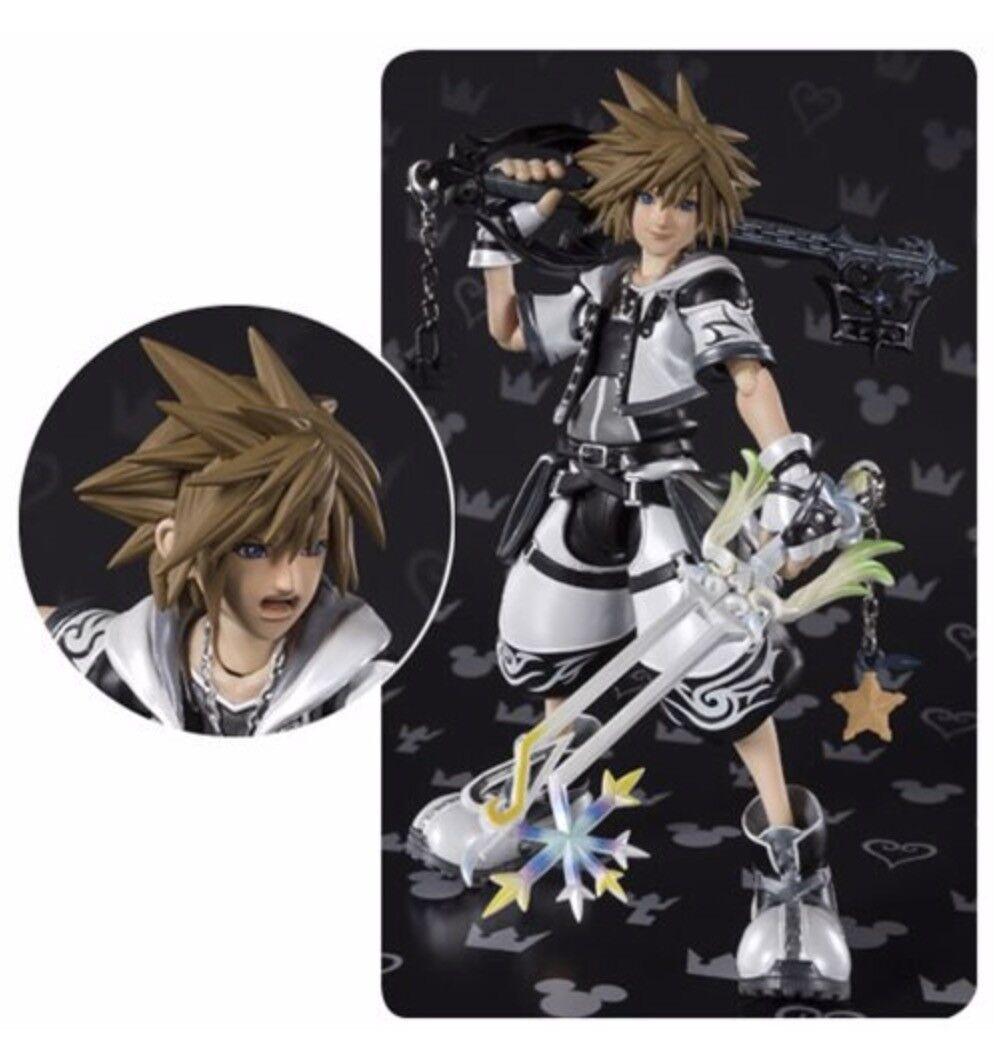 BAS55069  Kingdom Hearts II Sora Final Forma Sh Figuras Artísticas P-Bandai