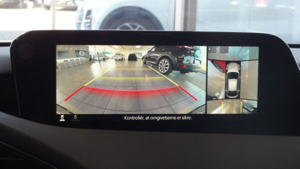 Mazda 3 2,0 Sky-G 150 Sky aut. billede 8