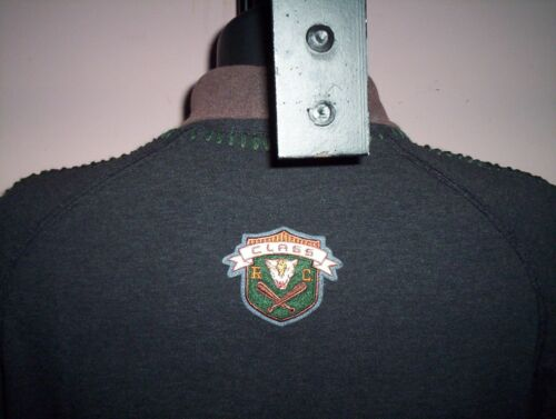 T-shirt Roberto Cavalli,cucito a mano taglio vivo,colore verde,tg 52