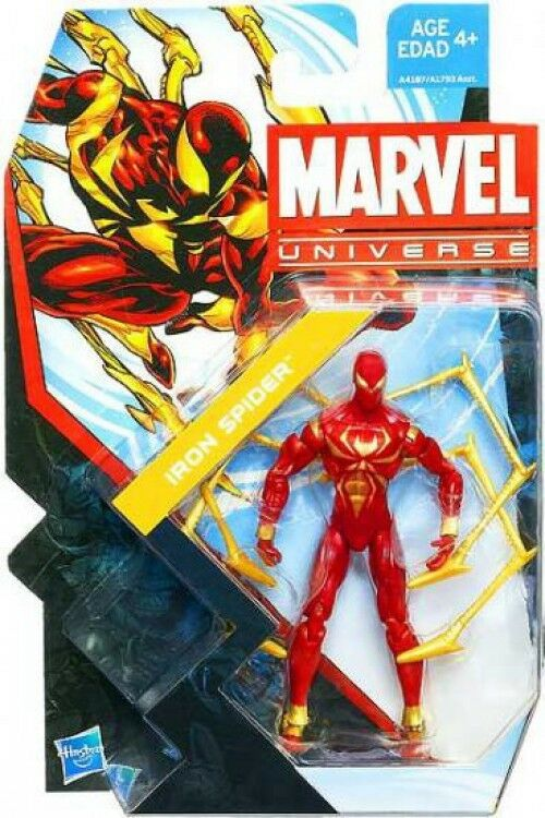Marvel - universum - serie 22 - action - figur   8 ( spider - man .