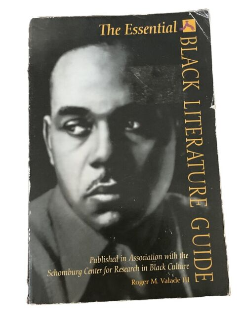 The Essential Black Literature Guide by Roger Valade III (Black Culture)