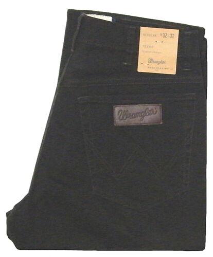 W Tissu En Texas 30 Stretch Teck 40 L Marron Foncé Pantalon Wrangler Été wUEPP