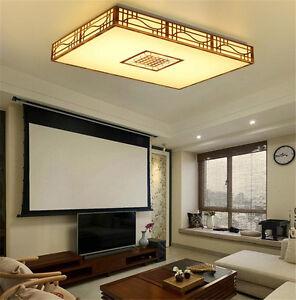 deckenlampe chinesische designlampe led deckenleuchte wohnzimmer 3 leistungen. Black Bedroom Furniture Sets. Home Design Ideas