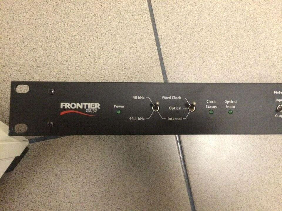 8 Channel Analog to Digital Converter, Frontier Design