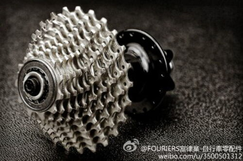 Fouriers 19T 24T DH Downhill Shimano 10s Cassette Sprocket Cog Spacer 7s Convert