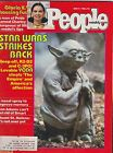 JUNE 9  1980 PEOPLE WEEKLY vintage magazine - STAR WARS - YODA