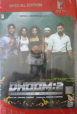 DHOOM:2 SPECIAL EDITION 2 DISC SET YESH RAJ FILMS ORIGINAL BOLLYWOOD DVD