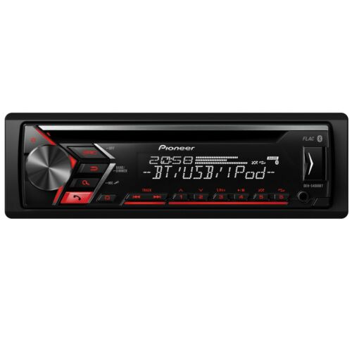 Pioneer Deh-s4000BT Car Stereo Bluetooth USB Aux in iPhone Siri Android Spotify