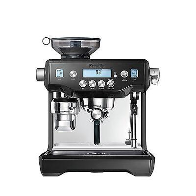 NEW Breville BES980BKS the Oracle Espresso Machine: Black