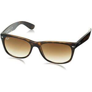6550cbdb37d3 Ray-Ban Wayfarer Rb2132 Sunglasses for Unisex Crystal Brown Gradient Light  Havana 58