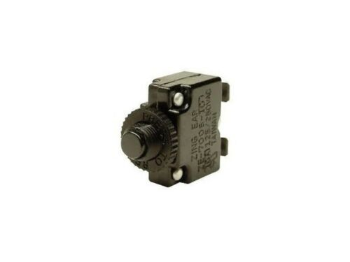 SEACHOICE Replacement 8 Amp Push to Reset Circuit Breaker LED Switch Panel 13251