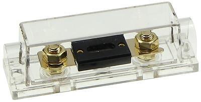 Sicherung 120A 120 A Ampere SET ANL Sicherungshalter mit Ringösenanschluß inkl