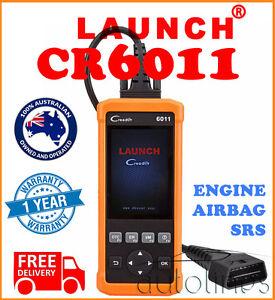 LAUNCH-Creader-6011-OBD2-ABS-SRS-Airbag-Engine-Fault-Diagnostic-Scan-Code-Reader