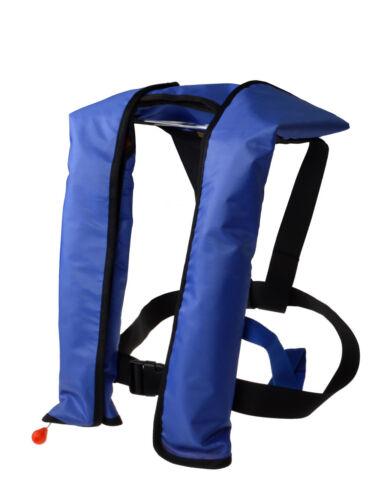 Automatic/Manuel Life Jacket Vest Auto Inflatable Survival Personal Floatation