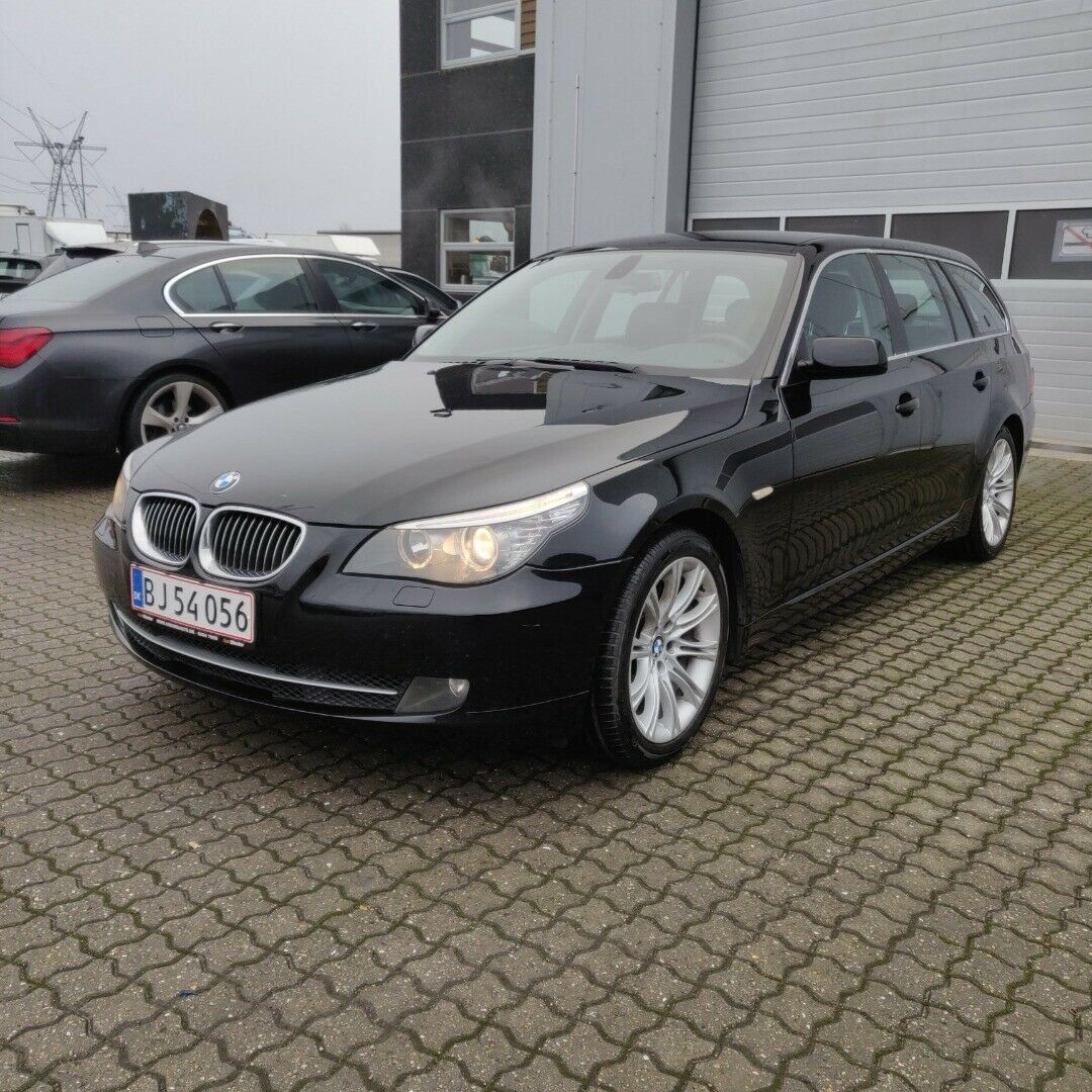 BMW 525d 3,0 Touring Steptr. 5d