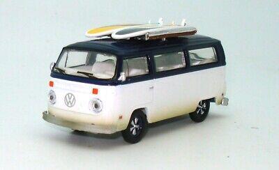 """SUPERB DETAIL 1:64 1960/'S VW KOMBI /""""SHELL/"""" BRAND NEW"""
