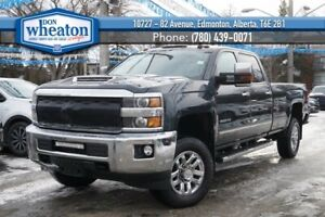 2017 Chevrolet Silverado 3500 LTZ Z71 Crew Cab 4x4 Diesel Long Box Sunroof Heate