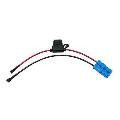 [TBQL_4184]  12 Volt Battery Wiring Harness Small Blue Plug for Kid Trax Child Dodge Car  | eBay | 12 Volt Battery Wire Harness |  | eBay