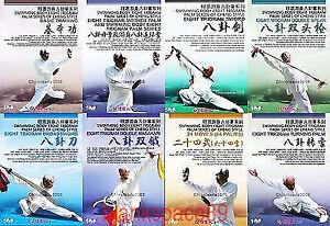 8DVDs-Sun-Zhijun-Cheng-Style-Swimming-Body-Eight-Trigram-Palm-Bagua-Series