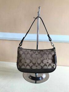 COACH-Brand-Shoulder-or-Hand-Bag