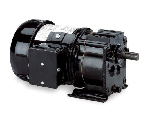 Dayton Model 6K325 Gear Motor TEFC 14 RPM 1//12 hp 115 Volts 60HZ.