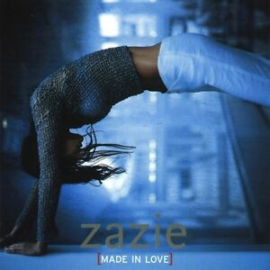 Zazie-CD-Made-In-Love-France