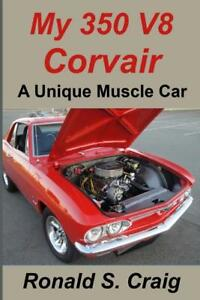 My-350-V8-Chevy-Corvair-A-Unique-Muscle-Car-Book-small-block-conversion-NEW