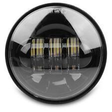 "4.5"" Car Motorcycle Headlight Bulbs 6 LED Turn Signal Fog Light Lamb Universal"