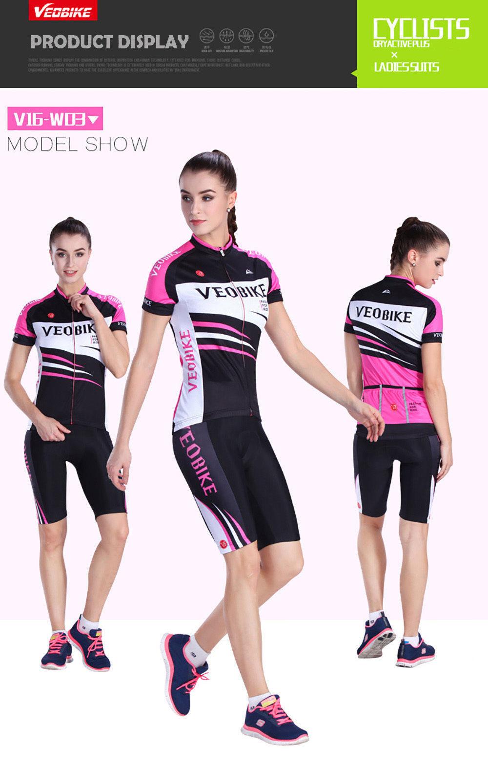 Bike woman Cycling Bicycle Jerseys Shirt Pant  Set Outdoor Sports Team  YF517  high quality genuine