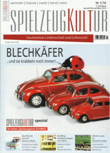Sammeln Historie Trend /& Retro 2016 Markt Magazin Spielzeugkultur
