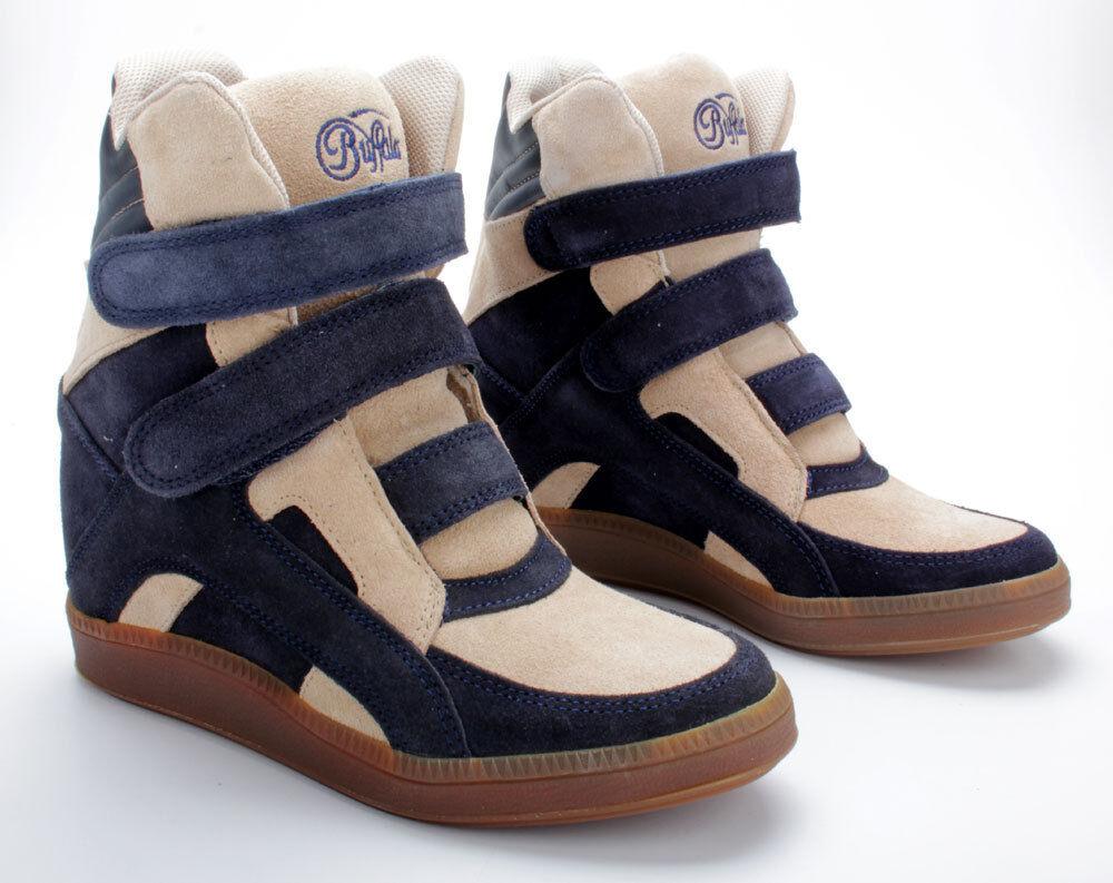 Buffalo Stiefel 2208 Serraje Marino 17 17 Marino 34cf42