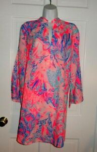 ebabf6838e811 Image is loading NWT-LILLY-PULITZER-LIGHT-PASCHA-PINK-AQUADESIAC-ESME-