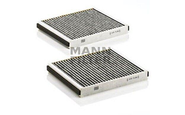 MANN-FILTER Filtro aire habitáculo Para SEAT TOLEDO BMW 5 AUDI A3 CUK 2533-2