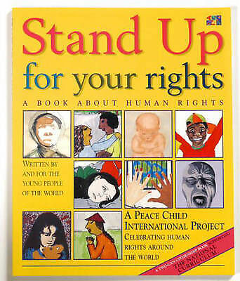 Peace Child International, Stand Up for Your Rights, Very Good Book