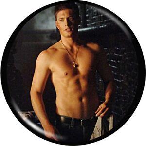 Jensen Ackles Mirror Supernatural Handbag Makeup New Ebay