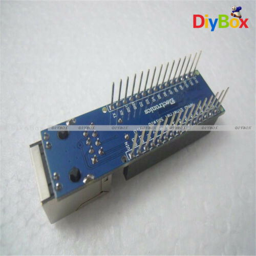 ATmega328 Nano V3 Micro-controller CH340G L298P Stepper Motor Driver W5100 28j60
