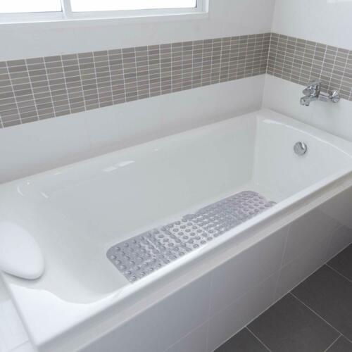 Original Bathtub Non-Slip Bath Mat Shower extra Long 16 x 40 Inch for Bathroom