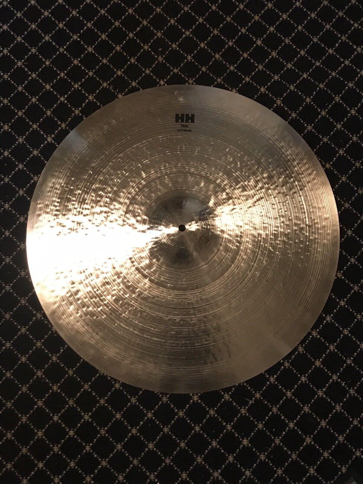 "Used Sabian 22"" HH Crash Cymbal (traditional)"