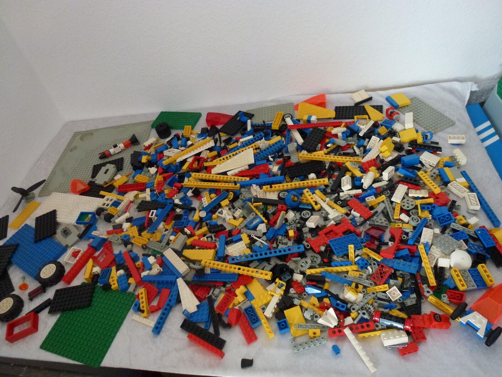 LEGO Collection  RARE  À Partir Des Années 80er (35)